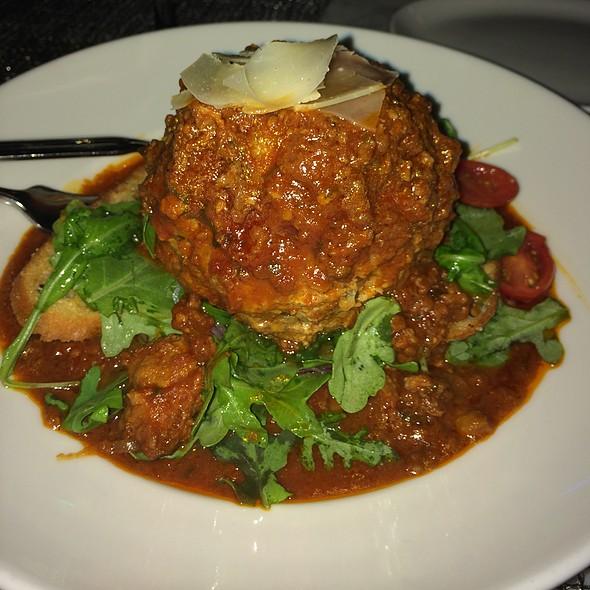 Kobe Meatball - Lavo, Las Vegas, NV
