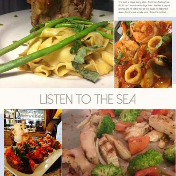 A Taste Of Italy - La Casa Italian Grill, Alpharetta, GA