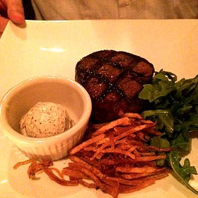 Filet Mignon - Capitol ChopHouse, Madison, WI