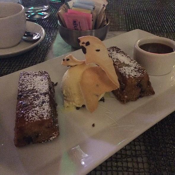 Chocolate Bread Pudding - Lavo, Las Vegas, NV
