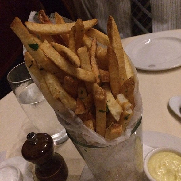 Pommes Frites - MK The Restaurant, Chicago, IL