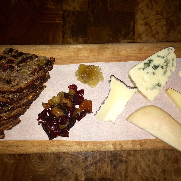 Cheese Board - Public Kitchen and Bar, Hollywood, CA