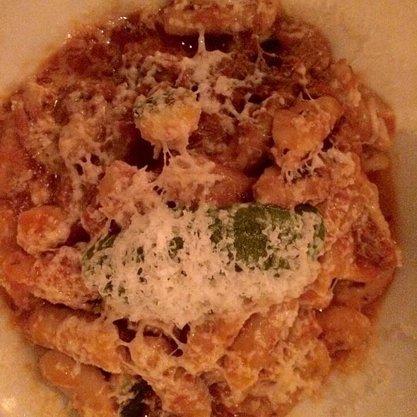 Sweet Potato Gnocchi - Public Kitchen and Bar, Hollywood, CA