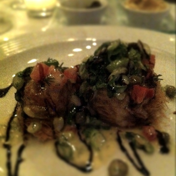 Scallops Wrapped In Kalaifi - Thalassa, New York, NY