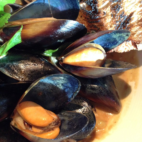 Mussels - LB Steak Menlo Park, Menlo Park, CA