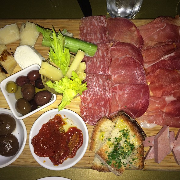 Antipasto Misto Italiano - Gnocco, New York, NY