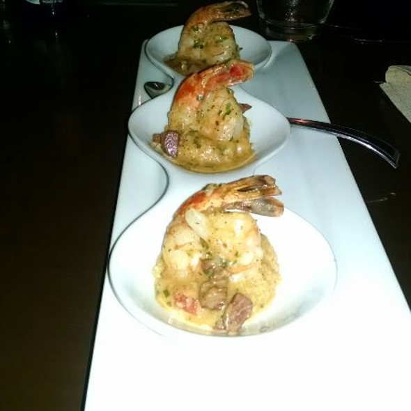 Shrimp and Grits App - hh prime, Hilton Head Island, SC