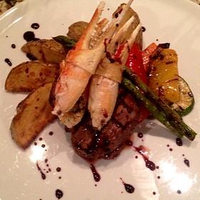 Filet Mignon And Crab - Bistro Merlot, Kirkland, QC