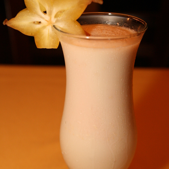 Dirty Banana Pina Colada - Nola on the Square, Pittsburgh, PA