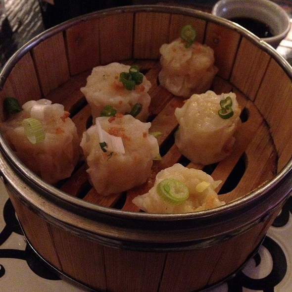 Shrimp Shumai - Rock Wrap & Roll, Chicago, IL