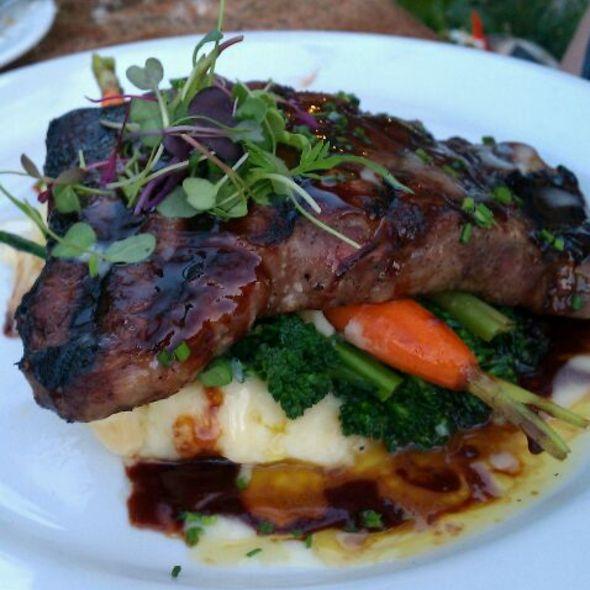 Ribeye Steak - Barbarella, La Jolla, CA