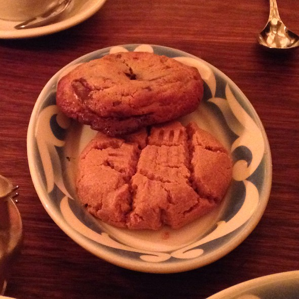 Peanut Butter & Choc Cookies - COMMERCE, New York, NY