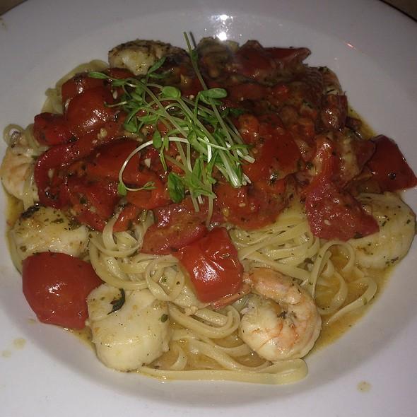 Shrimp And Scallop Venezia - Bistro Romano, Philadelphia, PA