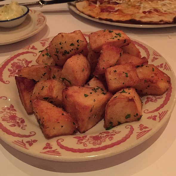 Fried Potatoes - Rose's Cafe, San Francisco, CA