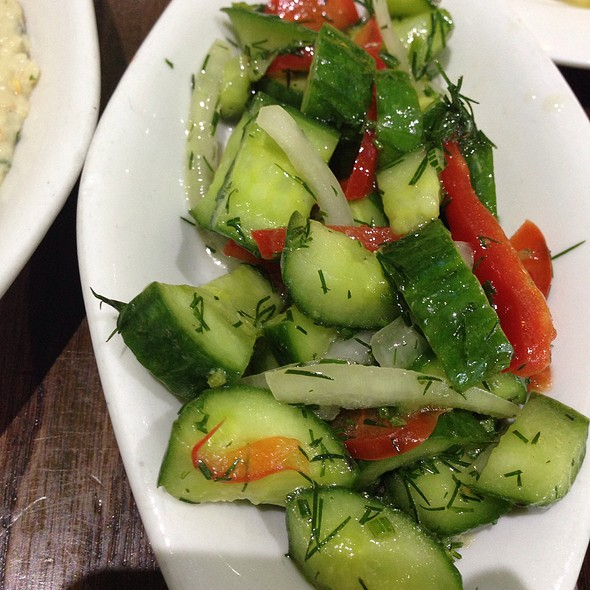Cucumb - Itzik Hagadol Grill, Encino, CA
