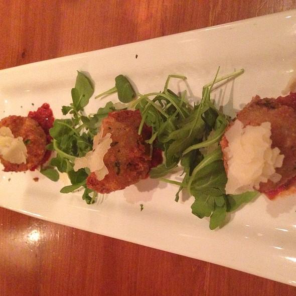 Wild Mushroom Truffle Arancini - JT's Food & Cocktails, Bloomington, MN