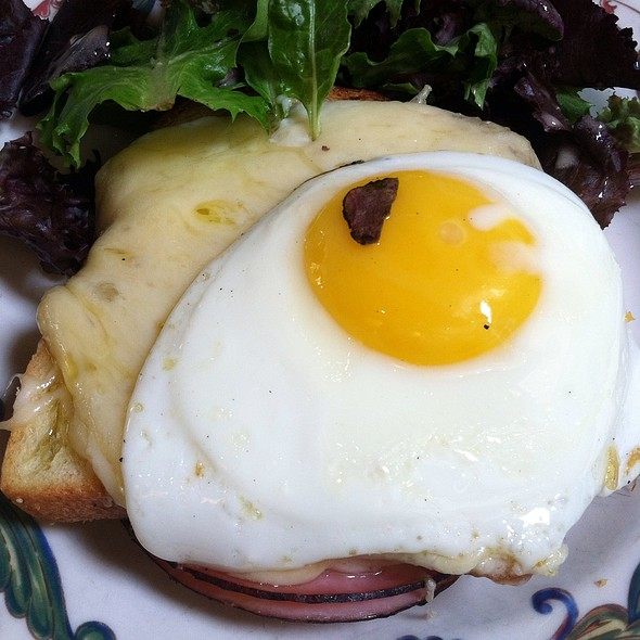 Croque Madame - Zazie, San Francisco, CA