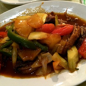 Asian fusion cafe restaurant palmetto bay fl opentable for At siam thai cuisine orlando fl