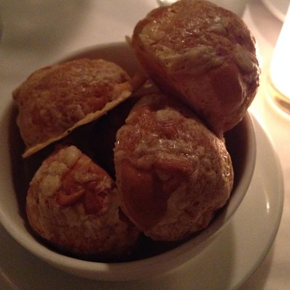 Truffle Cougeres - Noah's, Greenport, NY