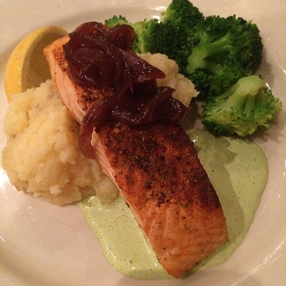 Moroccan Salmon - Iron Hill Brewery - Lancaster, Lancaster, PA