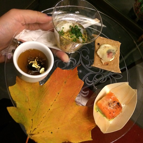 Traditional Kaiseki Tasting - brushstroke, New York, NY