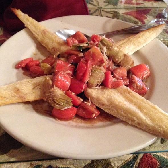 Bruschetta - CAV Restaurant, Providence, RI