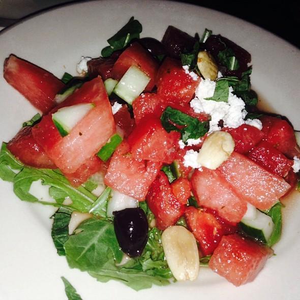 Watermelon Arugula Salad - Pane Rustica, Tampa, FL
