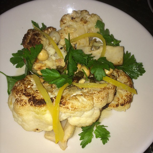 Cauliflower - East Thirty-Six, Toronto, ON