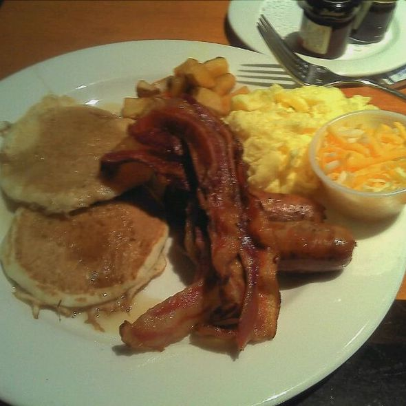 Breakfest Buffet - Octagon, Mystic, CT