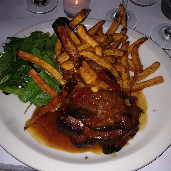 Lamb Shank - Les Halles Park Avenue, New York, NY