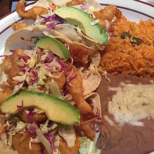 Tacos de Pescado - Michoacan Gourmet Mexican Restaurant, Las Vegas, NV