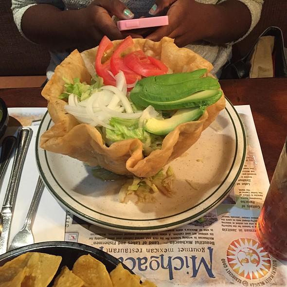 Ensalada Suprema - Michoacan Gourmet Mexican Restaurant, Las Vegas, NV