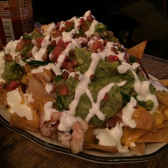 Nachos - Warren 77, New York, NY