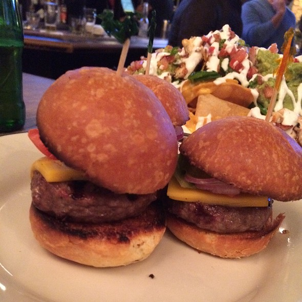 77 Sliders - Warren 77, New York, NY