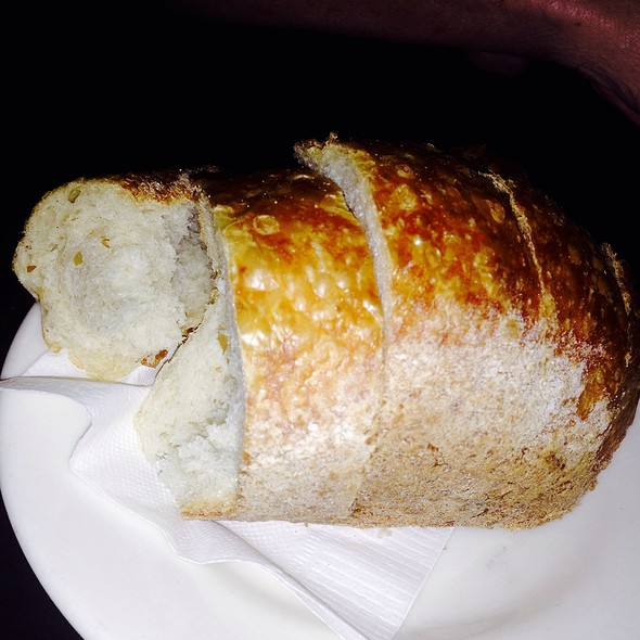Hot Bread Loaf - Pane Rustica, Tampa, FL