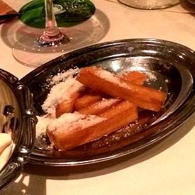 Fried Polenta - Fogo de Chao Brazilian Steakhouse - San Antonio, San Antonio, TX
