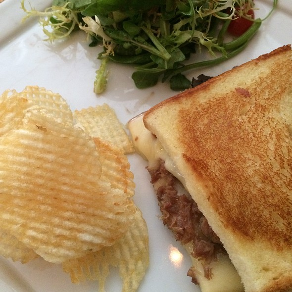 Grilled Cheese - Bernards Inn, Bernardsville, NJ