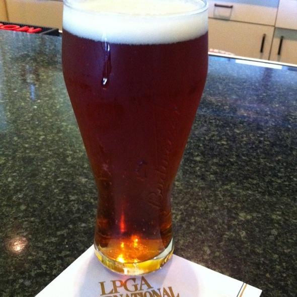 Drifter Pale Ale - Malcolm's Bar & Grill at LPGA International, Daytona Beach, FL