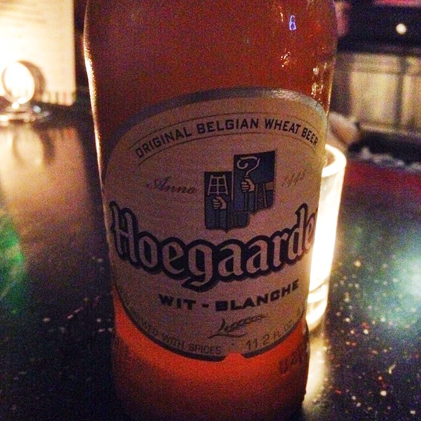Hoegaarden - Nic's Beverly Hills, Beverly Hills, CA