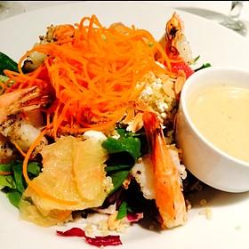 Grilled Shrimp Salad - Zodiac at Neiman Marcus – Downtown Dallas, Dallas, TX