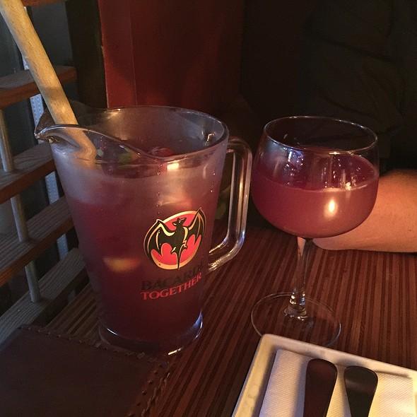 Sangria - Baru Latino Restaurante, Vancouver, BC