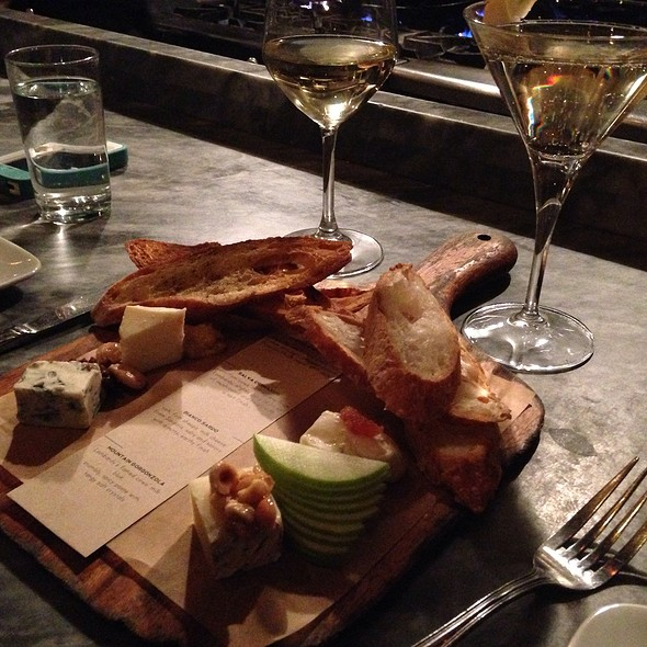Cheese Board - Barbuzzo Restaurant, Philadelphia, PA
