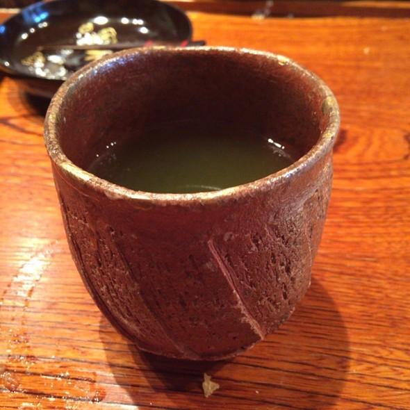 Green Tea - Mikawa Zezankyo, Koto-ku, Tokyo