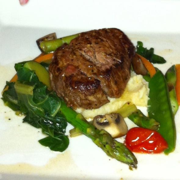 Beef tenderloin - Peter's Restaurante, Cancún, ROO