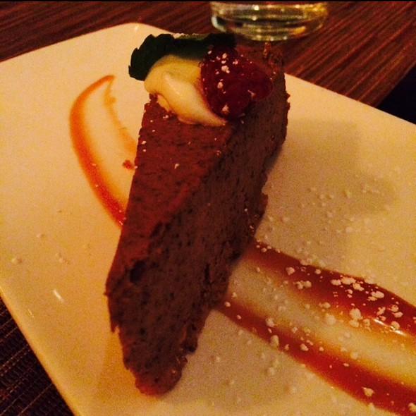 Espresso Cheesecake - Aria Tuscan Grill, Charlotte, NC