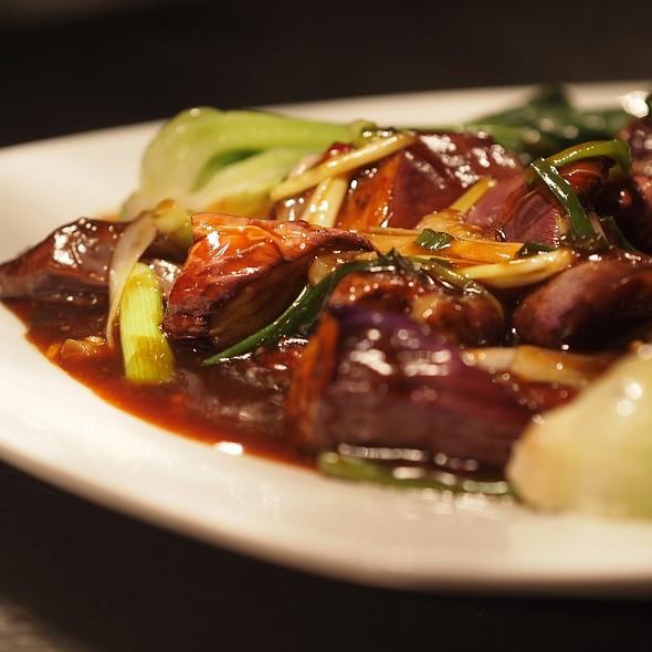 Chinese eggplant - Hakka Chow, Winston-Salem, NC