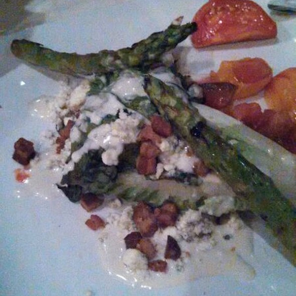 Wedge Salad - Friday's Station Steak & Seafood Grill - Harrah's Lake Tahoe, Stateline, NV
