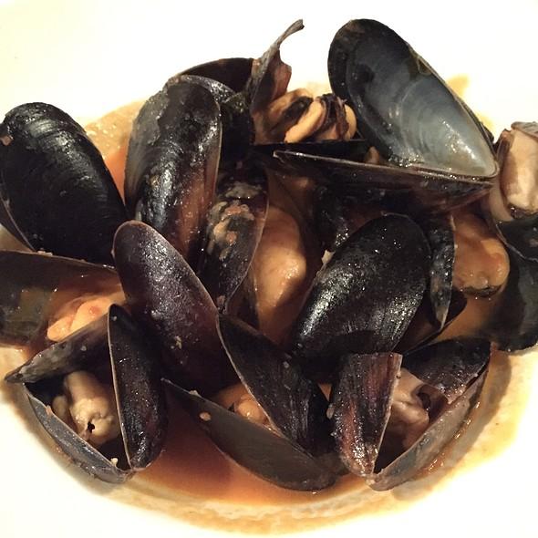 Mussels - Sapore Italiano, Burlingame, CA
