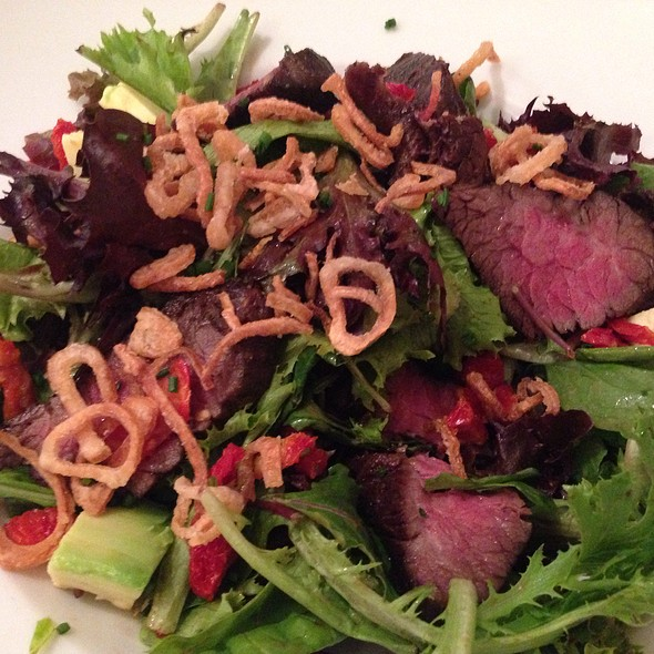 Steak Salad - Morrell Wine Bar & Cafe, New York, NY
