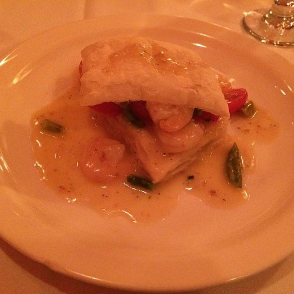 Shrimp Napoleon - BV Tuscany Italian Restaurant, Teaneck, NJ